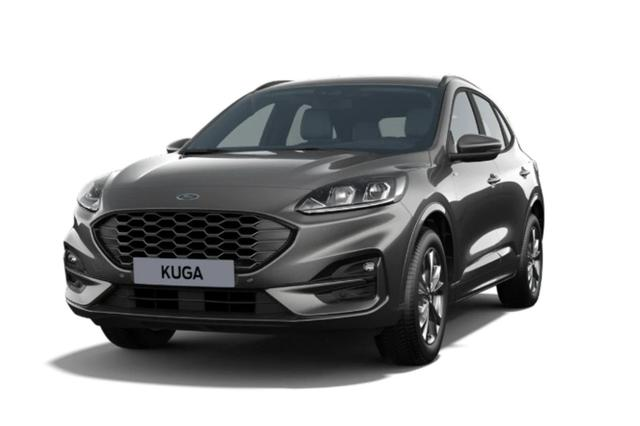 Ford Kuga 2.0 EcoBlue 190 A8 AWD TitaniumX LED -  Leasing ohne Anzahlung - 286,00€