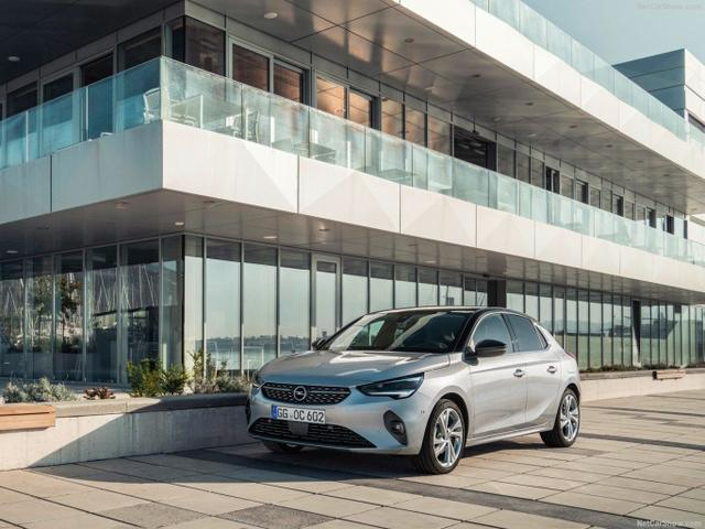 Opel Corsa F 1.2 75 Edition AppC Klim PremiumP -  Leasing ohne Anzahlung - 123,00€