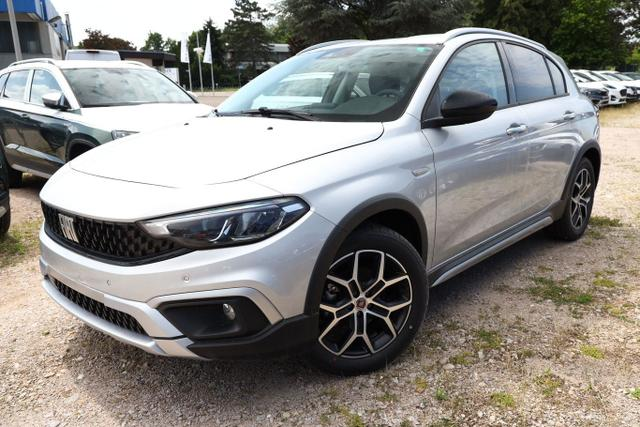 Fiat Tipo 1.0 100 Cross VollLED Nav Kam PDC ACC -  Leasing ohne Anzahlung - 161,00€
