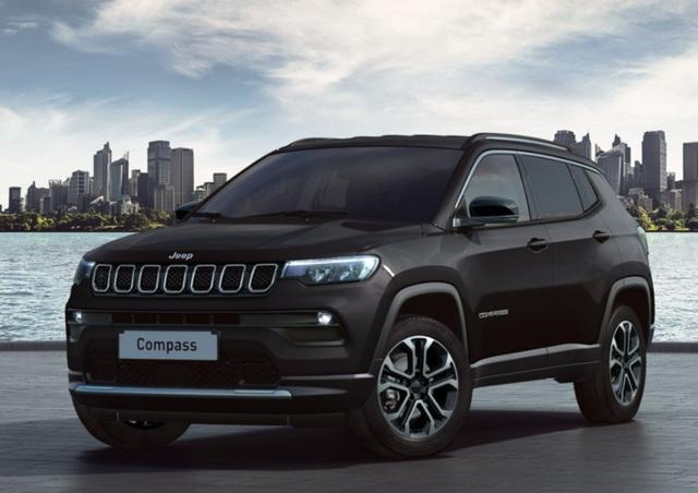 Jeep Compass 1.3 GSE 150 DCT Limited LED Kam AppC -  Leasing ohne Anzahlung - 264,00€