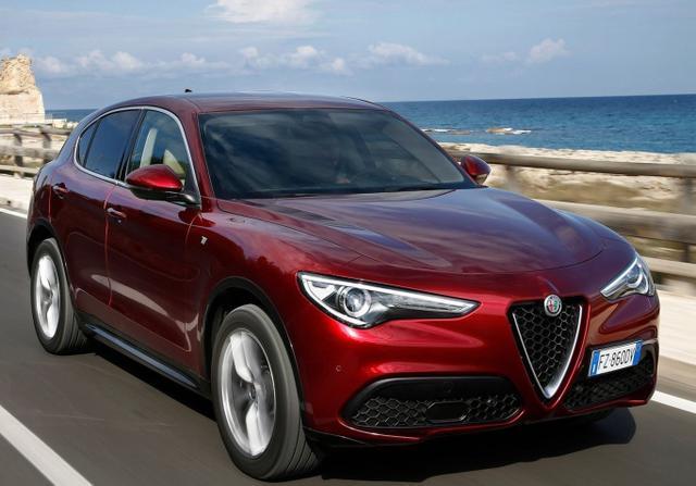 Alfa-Romeo Stelvio 2.2 Diesel 16V 210 AT8 Q4 Veloce -  Leasing ohne Anzahlung - 426,00€