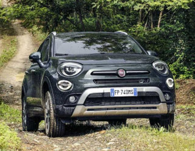 Fiat 500X 1.3 GSE 150 DCT City Cross Comfort Kam -  Leasing ohne Anzahlung - 190,00€