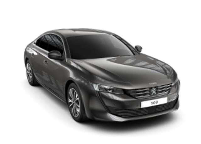 Peugeot 508 1.5 BHDi 130 Aut. Allure Pack Nav eHK -  Leasing ohne Anzahlung - 254,00€