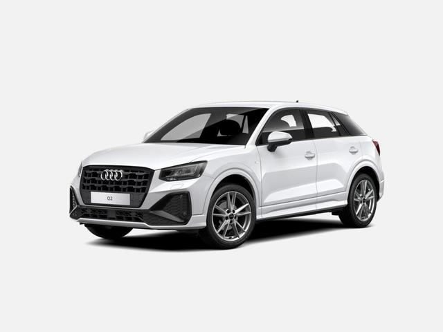 Audi Q2 S line 35 TFSI 110(150) kW(PS) tronic -  Leasing ohne Anzahlung - 485,00€