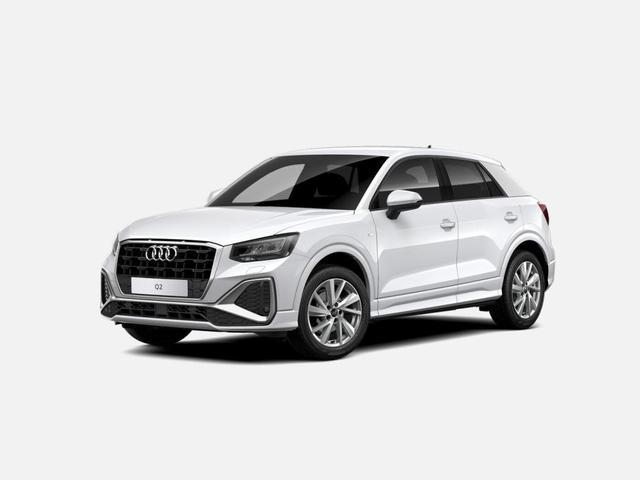 Audi Q2 S line 35 TFSI 110(150) kW(PS) Schaltgetriebe -  Leasing ohne Anzahlung - 485,00€