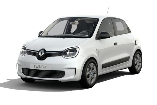 Renault Twingo Electric LIFE inkl. Förd.* -  Leasing ohne Anzahlung - 38,00€