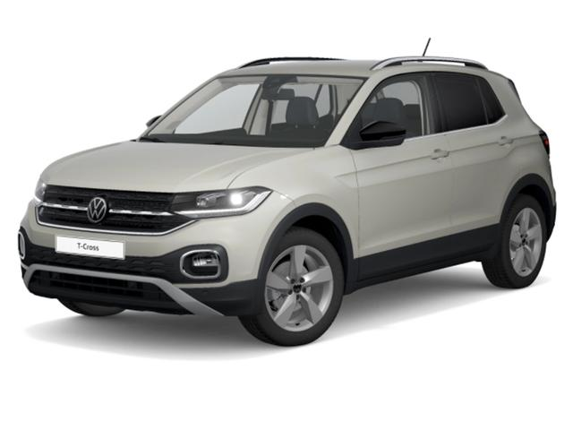 Volkswagen T-Cross Style 1.0 l TSI OPF 81 kW (110 PS) 6-Gang *Treueaktion* -  Leasing ohne Anzahlung - 133,28€