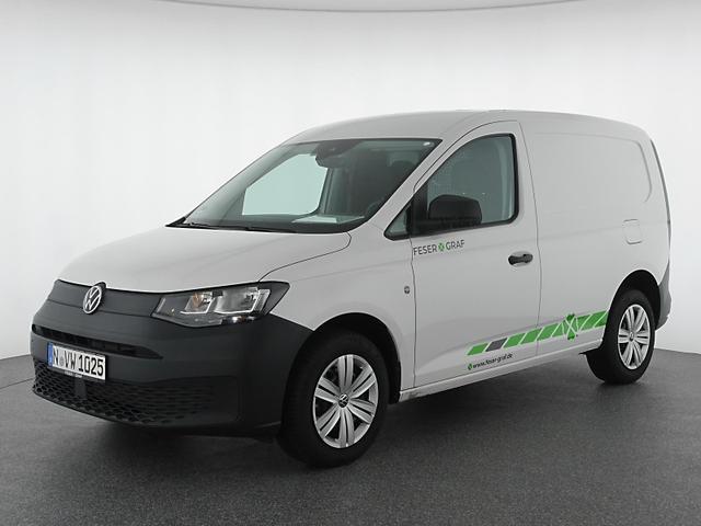 Volkswagen Caddy Cargo EcoProfi 2,0 l TDI EU6 SCR -  Leasing ohne Anzahlung - 241,00€