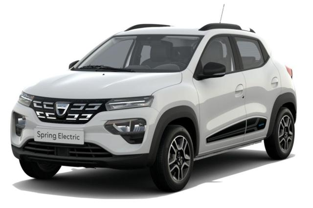 Dacia Spring ELECTRIC Comfort inkl. Förd.* -  Leasing ohne Anzahlung - 129,00€