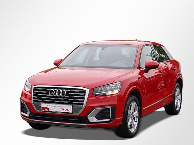 Audi Q2 30TDI S tronic sport/Leder/Navi+/Virtual -  Leasing ohne Anzahlung - 349,00€