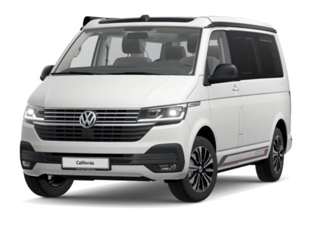 Volkswagen T6 California T6.1 Beach Camper Edt 2.0 TDI 4M DSG -  Leasing ohne Anzahlung - 739,00€
