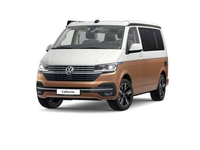 Volkswagen T6 California T6.1 Ocean 2.0l TDI DSG Kamera/Navi -  Leasing ohne Anzahlung - 895,00€