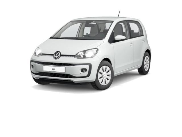 Volkswagen up! 1.0l TSI 5-Gang Winterpaket/DAB+/Klima/Radio -  Leasing ohne Anzahlung - 133,00€
