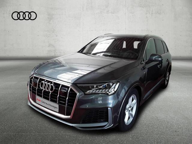Audi Q7 50TDI S line /HD-Matrix/Standhzg/AHK/HuD/ACC -  Leasing ohne Anzahlung - 1.139,00€