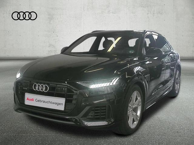 Audi Q8 50TDI /Matrix/adAIR/Pano/AHK/Leder/Hud -  Leasing ohne Anzahlung - 1.155,00€