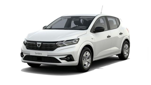 Dacia Sandero Essential TCe 100 ECO-G -  Leasing ohne Anzahlung - 97,00€