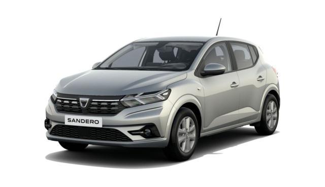 Dacia Sandero Comfort TCe 90 PDC FreiSprech -  Leasing ohne Anzahlung - 127,00€
