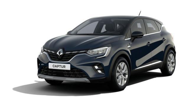 Renault Captur INTENS TCe 90 SHZ Keyless ACC FreiSprech -  Leasing ohne Anzahlung - 161,00€