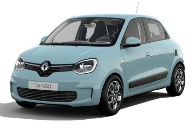 Renault Twingo ELECTRIC ZEN SchiebeD inkl. Förd.* -  Leasing ohne Anzahlung - 87,00€