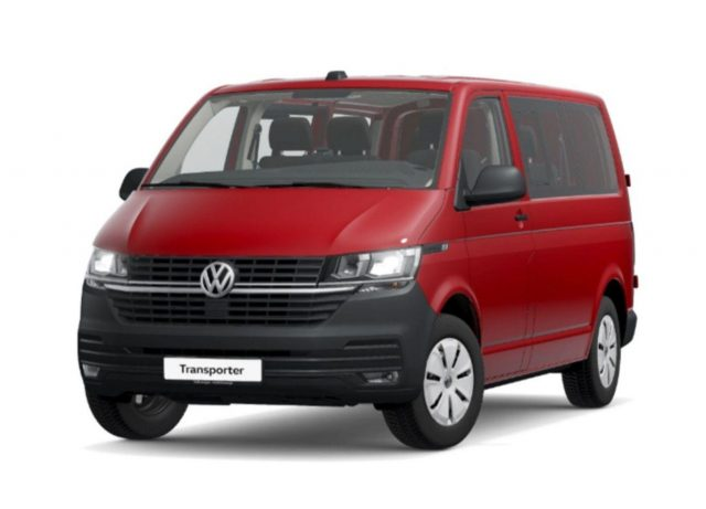 Volkswagen Transporter 6.1 Kombi T6.1 2.0 TDI 110 6-S Kam Temp AppC NSW -  Leasing ohne Anzahlung - 309,00€