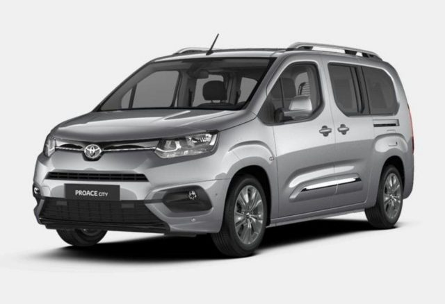 Toyota Proace City Verso 1.5D 130 Executive L2 Nav -  Leasing ohne Anzahlung - 307,00€