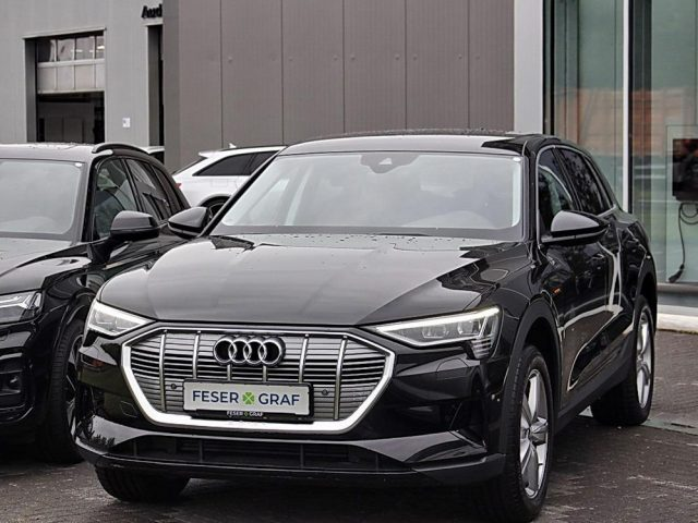 Audi e-tron 50 quattro/Leder/ACC/Kamera/Virtual/20 -  Leasing ohne Anzahlung - 545,00€