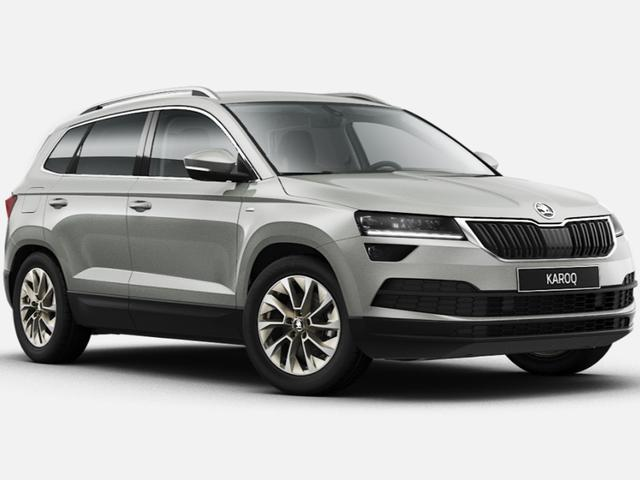 Skoda Karoq CLEVER 1,0 TSI 81 kW *DAB* *LED* *Einparkhilfe* -  Leasing ohne Anzahlung - 171,60€