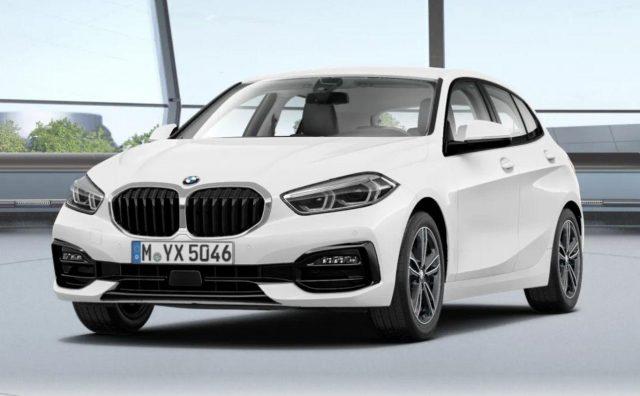 BMW 118 118i Sport Line Aut. LiveCockpit Nav ParkAssist -  Leasing ohne Anzahlung - 276,00€