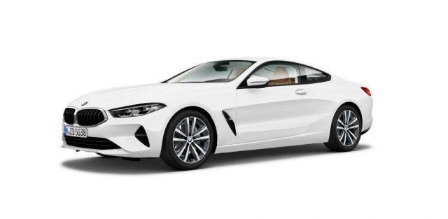 BMW 8er M850i xDr Coupé ACC B&W LiveCockpit DAB Laser -  Leasing ohne Anzahlung - 1.069,00€