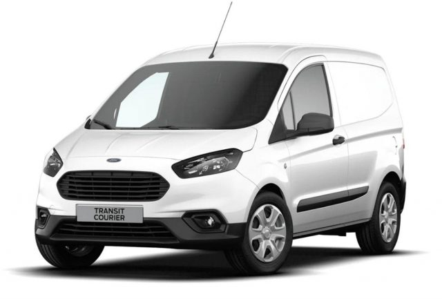 Ford Transit Courier 1.5 TDCi 100 Trend NSW Klima MFL -  Leasing ohne Anzahlung - 155,00€