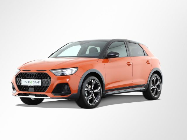 Audi A1 citycarver edition one 30 TFSI Navi LED PDC+ -  Leasing ohne Anzahlung - 455,00€