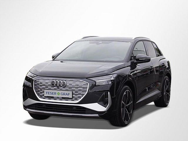 Audi Q4 e-tron 40 2x S line /Matrix/Navi/ – auf Lager -  Leasing ohne Anzahlung - 599,00€
