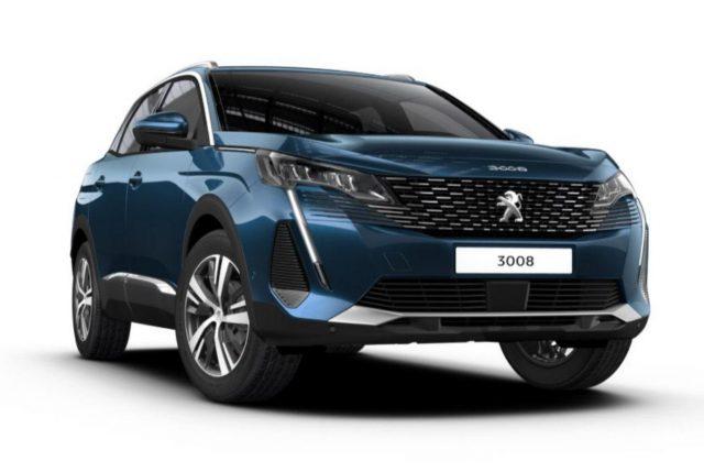 Peugeot 3008 1.2 PT 130 Aut. Allure Pack FL LED Nav PDC -  Leasing ohne Anzahlung - 285,00€