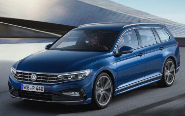 Volkswagen Passat Variant 2.0 TDI 150 LED PDC AppCo LaneAs -  Leasing ohne Anzahlung - 262,00€