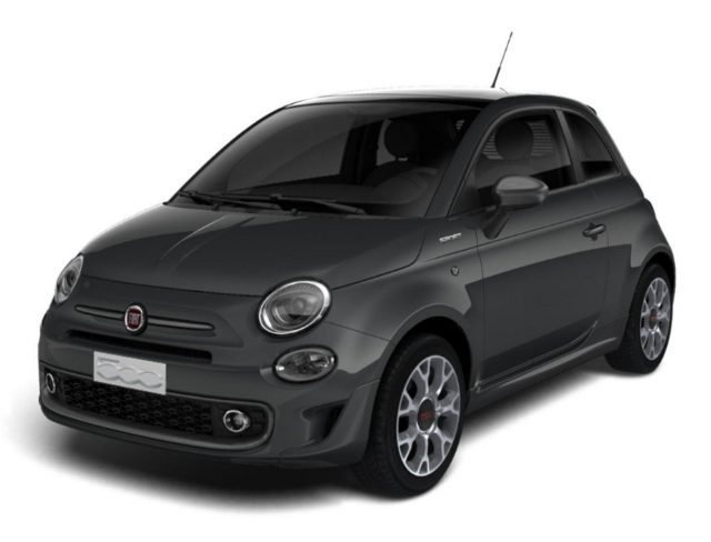 Fiat 500 1.0 GSE 70 Hybrid Sport Nav PDC PrivG Temp -  Leasing ohne Anzahlung - 129,00€