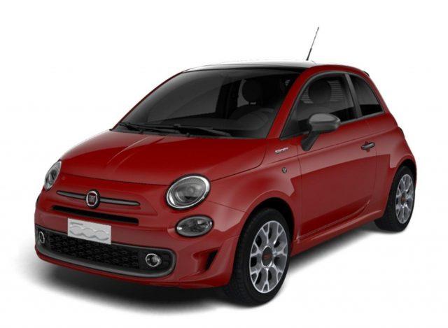 Fiat 500 1.0 GSE 70 Hybrid Sport Nav PDC Klimaaut. -  Leasing ohne Anzahlung - 129,00€