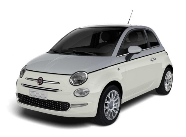 Fiat 500 1.0 GSE 70 Hybrid Dolcevita PanoD Klimaaut. -  Leasing ohne Anzahlung - 124,00€