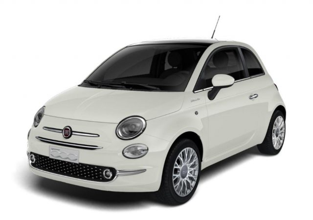 Fiat 500 1.0 GSE 70 Hybrid Dolcevita PanoD Klimaaut. -  Leasing ohne Anzahlung - 120,00€