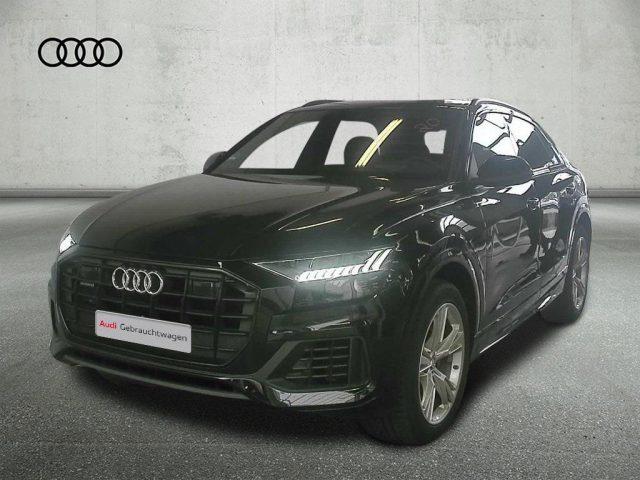 Audi Q8 50TDI/HD-Matrix/adAIR/Pano/AHK/ACC/HuD/Leder -  Leasing ohne Anzahlung - 1.100,00€