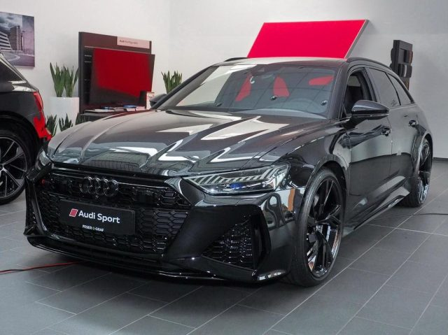 Audi RS6 Avant 441(600) kW(PS) tiptronic Alu-22` 360° -  Leasing ohne Anzahlung - 1.875,00€