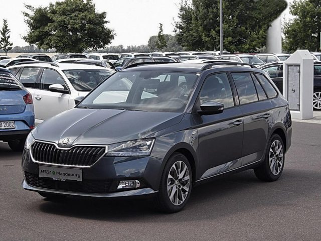 Skoda Fabia Combi 1.0 TSI DSG Best of Clever NAVI/LED -  Leasing ohne Anzahlung - 192,00€