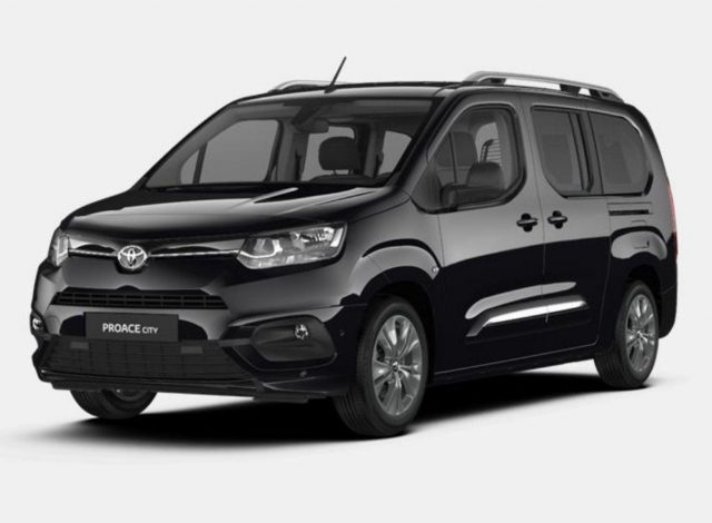 Toyota Proace City Verso 1.5D 130 Executive L2 Nav SHZ -  Leasing ohne Anzahlung - 296,00€