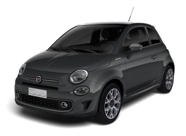 Fiat 500 1.0 GSE 70 Hybrid Sport Nav PDC Klimaaut. -  Leasing ohne Anzahlung - 127,00€