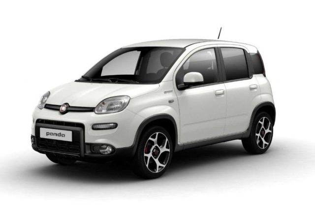 Fiat Panda 1.0 GSE 70 Hybrid Sport SHZ PDC NSW 5-S -  Leasing ohne Anzahlung - 117,00€
