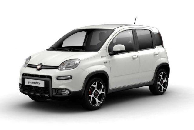 Fiat Panda 1.0 GSE 70 Hybrid Sport SHZ PDC NSW 5-S -  Leasing ohne Anzahlung - 119,00€