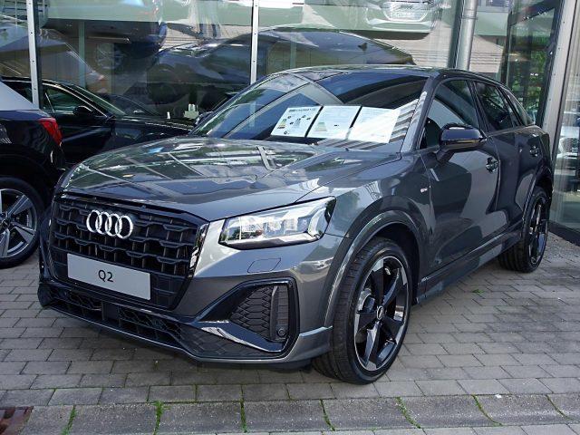Audi Q2 S line 35 TFSI tronic Matrix AHK Navi -  Leasing ohne Anzahlung - 489,00€