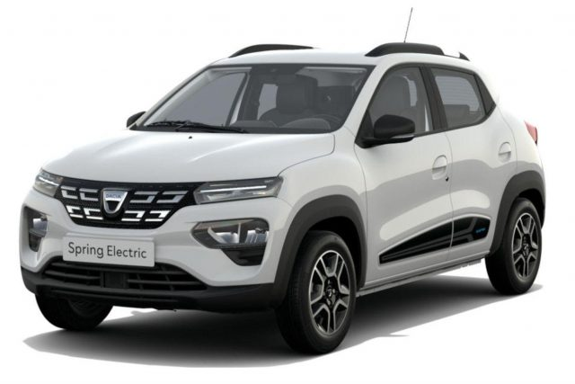 Dacia Spring ELECTRIC Comfort inkl. Förd.* -  Leasing ohne Anzahlung - 44,00€