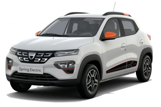 Dacia Spring ELECTRIC Comfort Plus inkl. Förd.* -  Leasing ohne Anzahlung - 95,00€