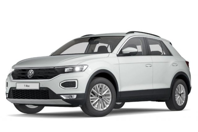 Volkswagen T-Roc 1.5 TSI 150 DSG Style LED Nav AID PDC SHZ -  Leasing ohne Anzahlung - 268,00€