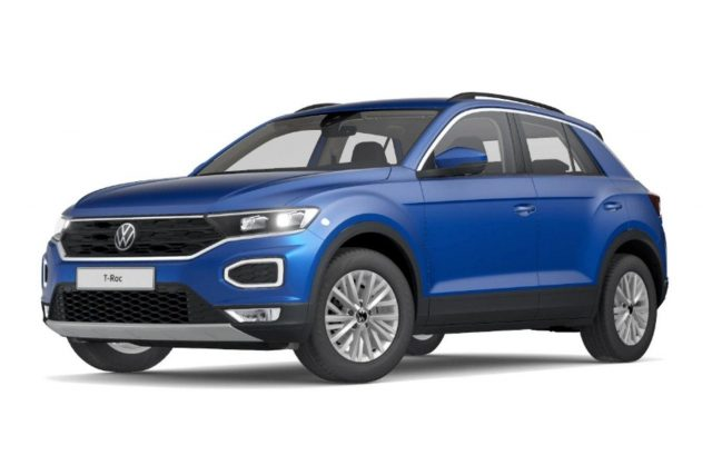 Volkswagen T-Roc 1.5 TSI 150 DSG Style LED Nav AID PDC SHZ -  Leasing ohne Anzahlung - 271,00€